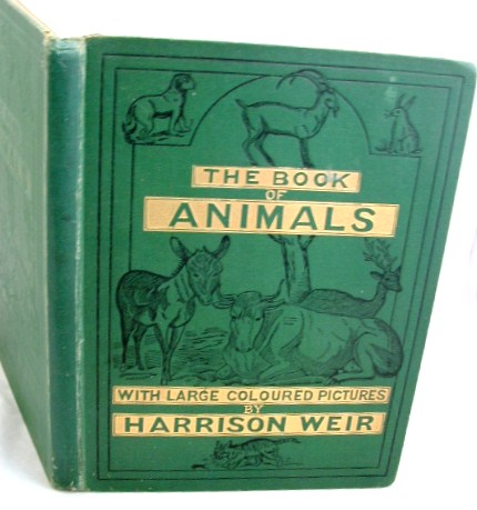 Image for The Book of Animals