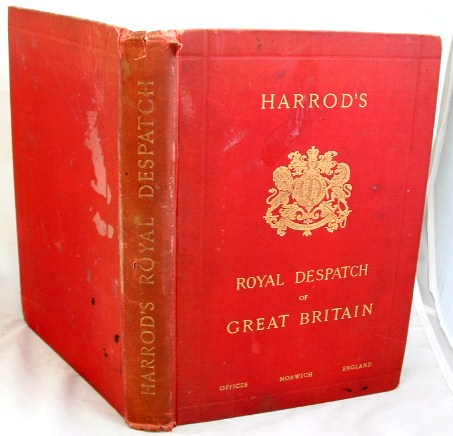 Image for Harrod's Royal Despatch of Great Britain