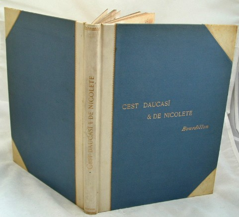 Image for Cest Daucasi and De Nicolete