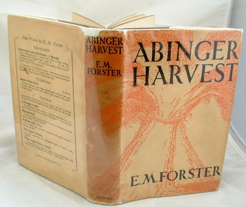 Image for Abinger Harvest