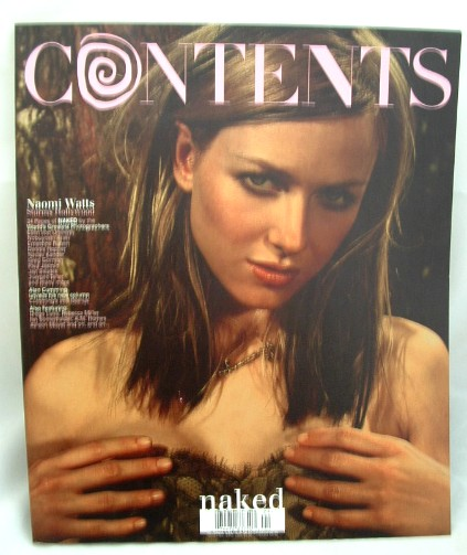 Image for Contents Magazine November 2002 Naked