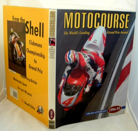 Image for Motocourse 1994-95