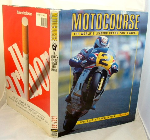 Image for Motocourse, 1987-1988
