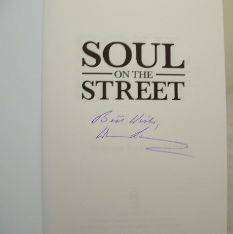 Image for Soul on the Street AN AUTOBIOGRAPHY