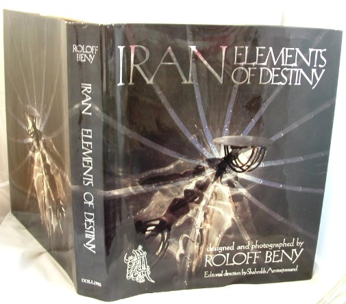Image for Iran : Elements of Destiny