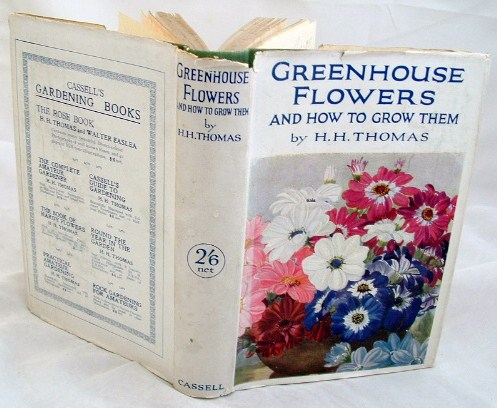 Image for Greenhouse Flowers and How to Grow Them