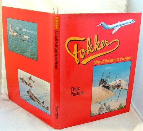 Image for Fokker: Aircraft Builders to the World