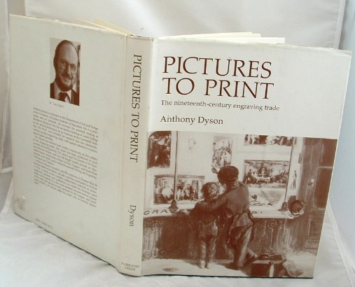 Image for Pictures to Print - the Nineteenth Century Engraving Trade