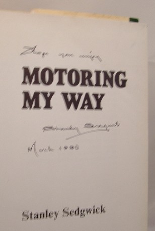 Image for Motoring My Way