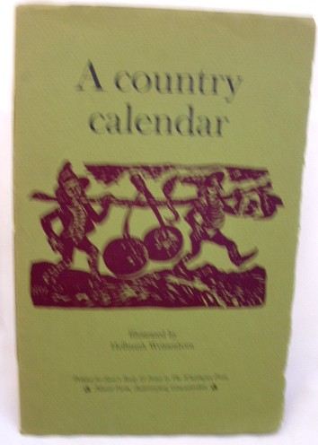 Image for A Country Calendar