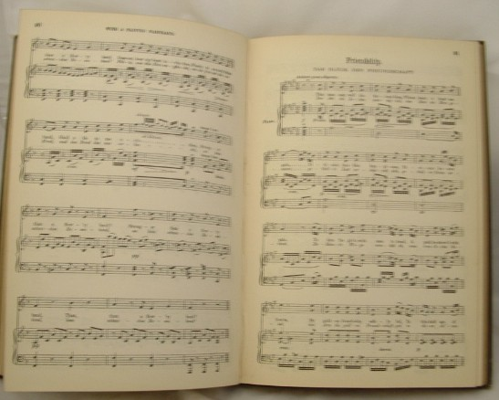 Image for Complete Edition of the Songs of Beethoven with German and English Words