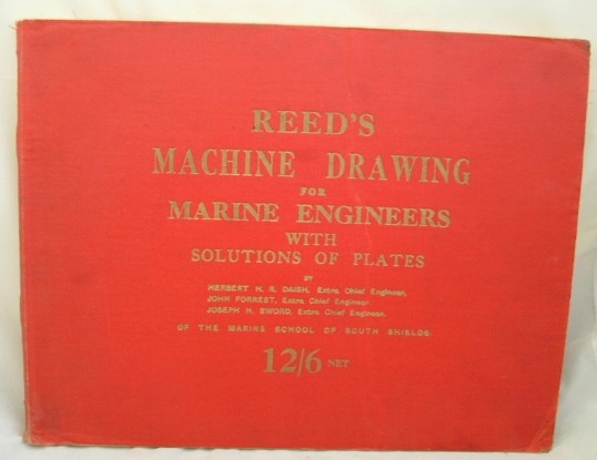 Image for Reed's Machine Drawing for Marine Engineers