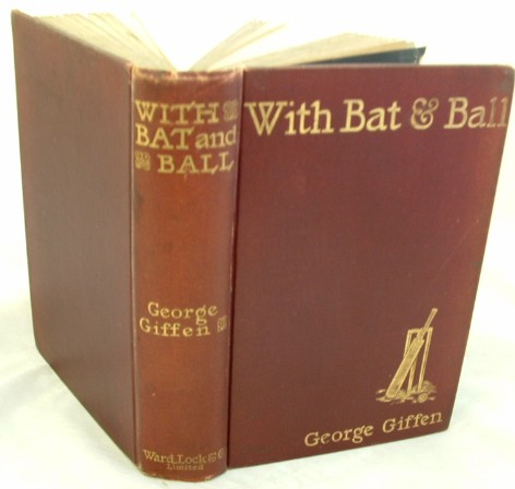 Image for With Bat and Ball