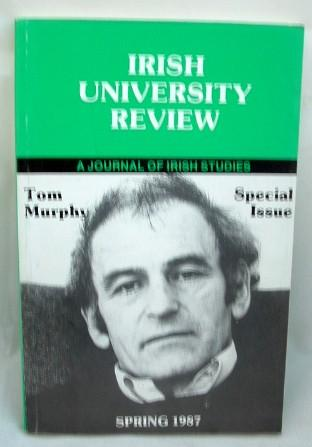 Image for Irish University Review Spring 1987 Special Issue