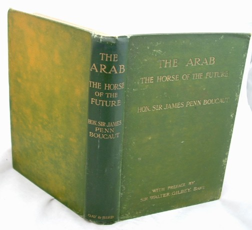 Image for The Arab the Horse of the Future