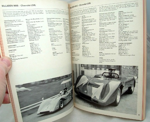 Image for Racing Cars Volume1