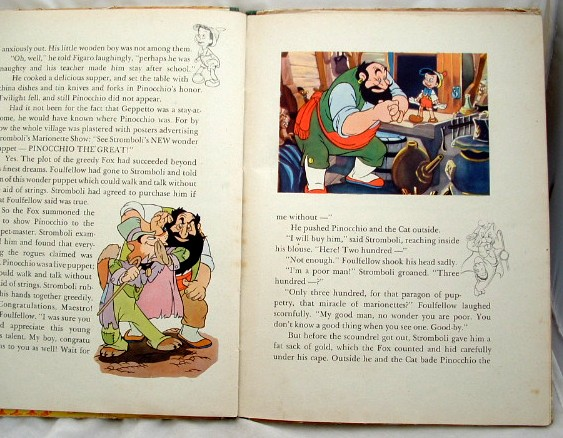 Image for Pinocchio from the Film