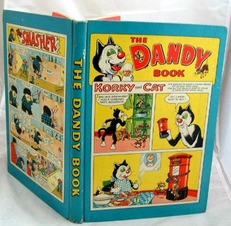 Image for The Dandy Book1960