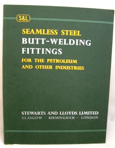 Image for Seamless Steel Butt Welding Fittings for the Petroleum and Other Industries