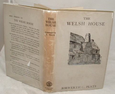 Image for The Welsh House a Study in Folk Culture