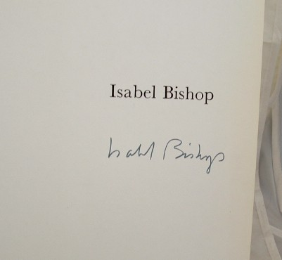 Image for Isabel Bishop