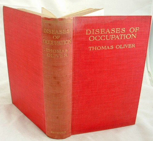 Image for Diseases of Occupation
