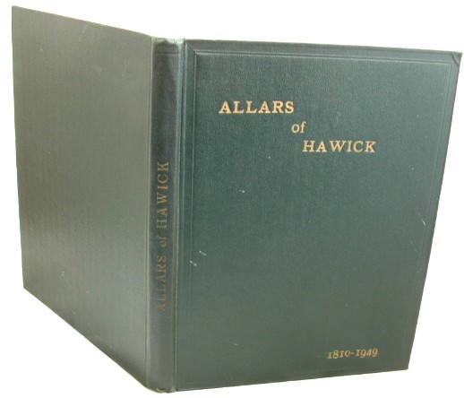 Image for Allars of Hawick