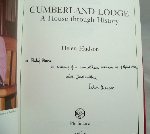 Image for Cumberland Lodge : A House Through History