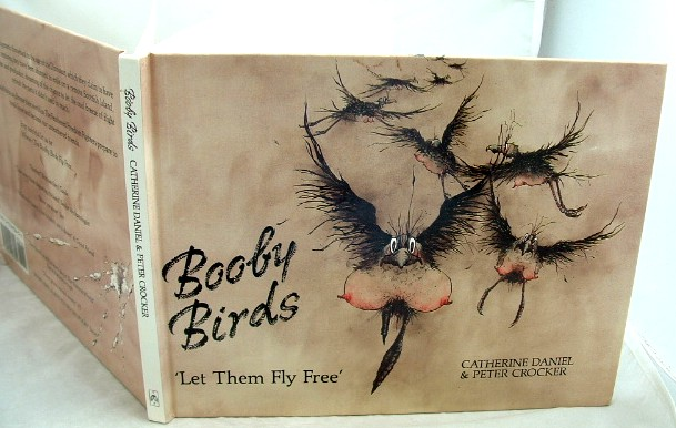 Image for Booby Birds : 'let Them Be Free'