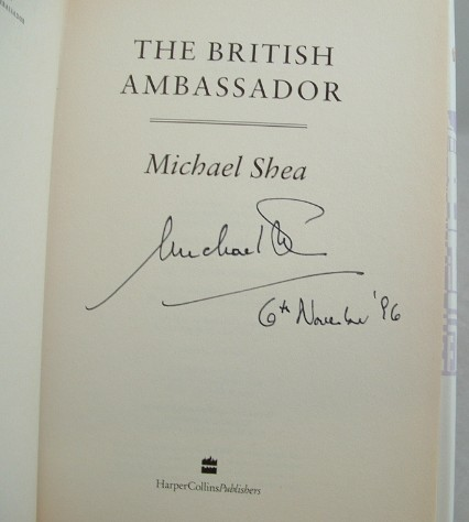 Image for The  British Ambassador