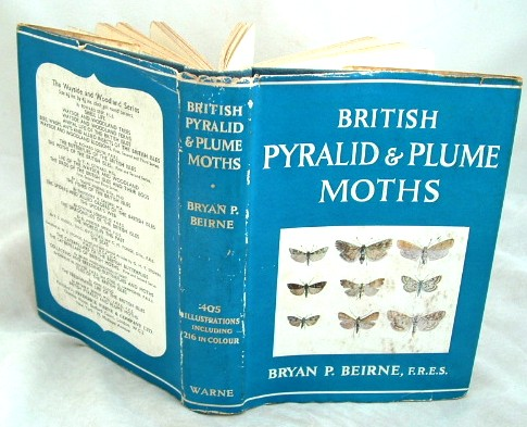 Image for British Pyralid and Plume Moths