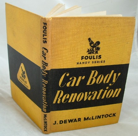 Image for Car Body Renovation