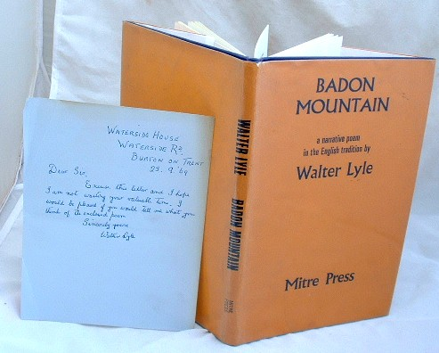 Image for Badon Mountain : A Narrative Poem in the English Tradition