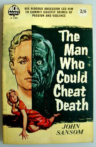 Image for The Man Who Could Cheat Death