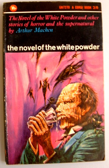 Image for The Novel of the White Powder and Other Stories