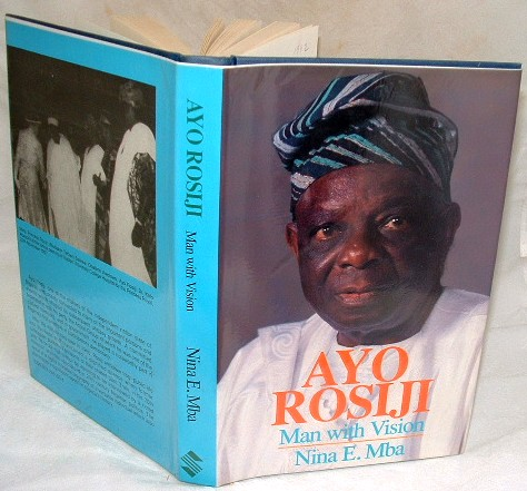 Image for Ayo Rosiji : A Man with Vision