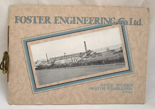 Image for Foster Engineering Co Ltd