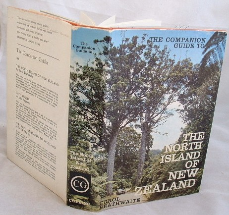 Image for The Companion Guide to the North Island of New Zealand