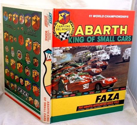 Image for Abarth King of Small Cars