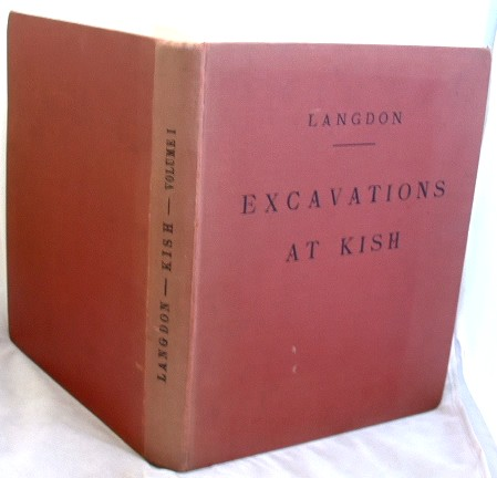 Image for Excavations at Kish Volume 1 Expedition to Mesopotamia