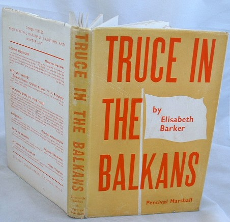 Image for Truce in the Balkans