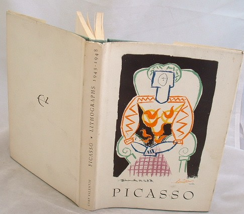Image for Pablo Picasso Lithographs 1945-1948