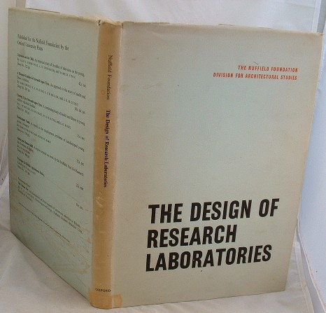 Image for The Design of Research Laboratories