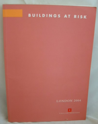 Image for Buildings at Risk London 2004