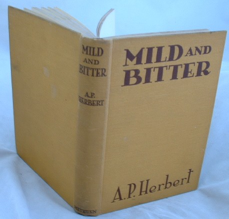 Image for Mild and Bitter