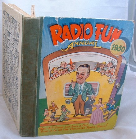 Image for Radio Fun Annual 1950
