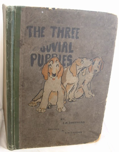 Image for The Three Jovial Puppies