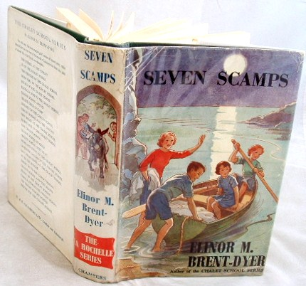 Image for Seven Scamps