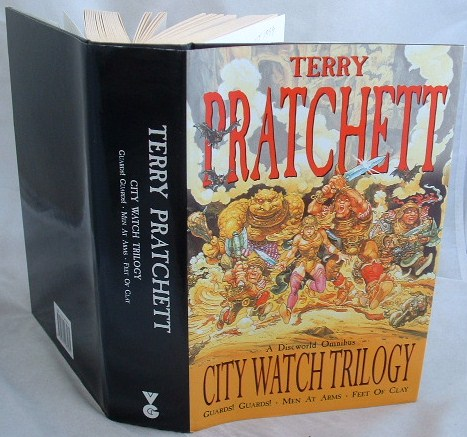 Image for City Watch Trilogy