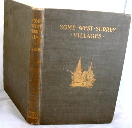 Image for Some West Surrey Villages